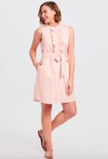 Draper James Ruffle Placket Dress