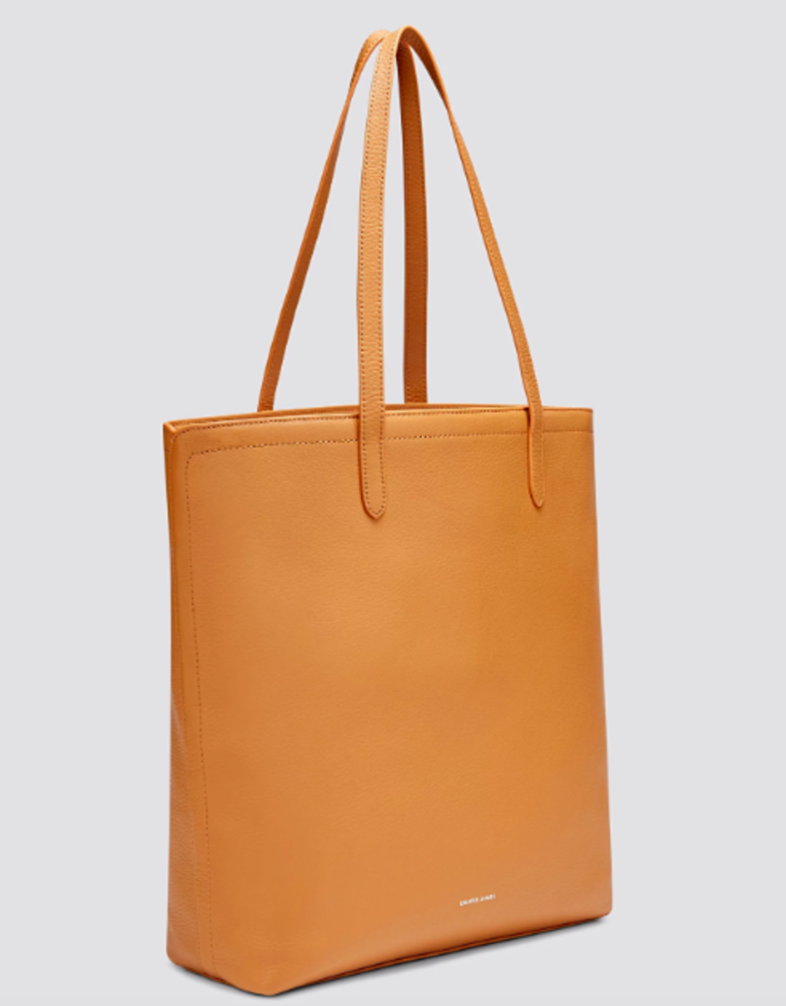 Draper James Leather Tote