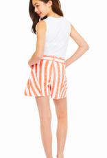 Habitual Girls Tegan Y/D Stripe Short