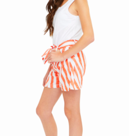 Habitual Girls Tegan Y/D Stripe Short