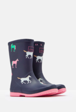 Joules JNR Roll Up Welly