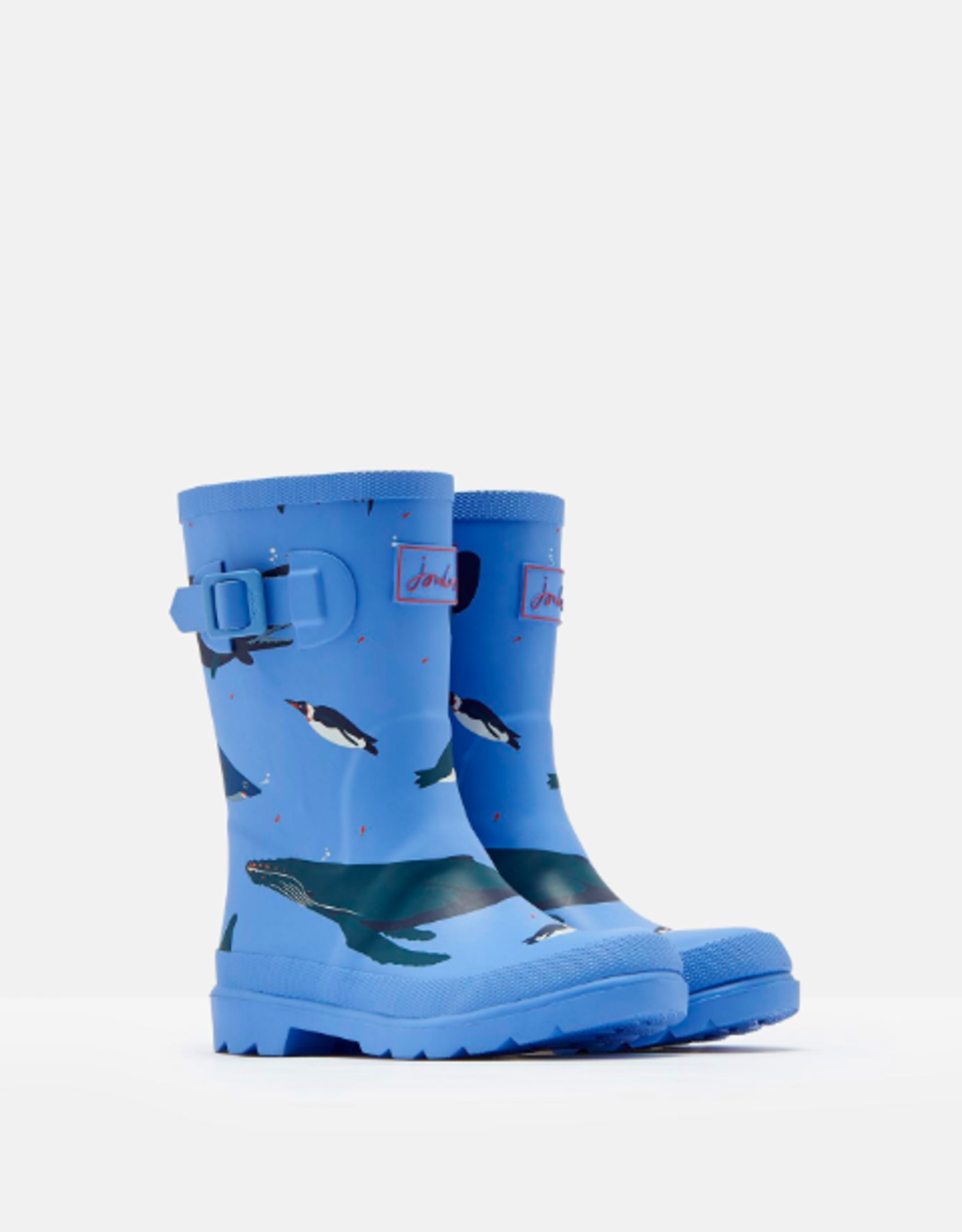 Joules JNR Welly Print