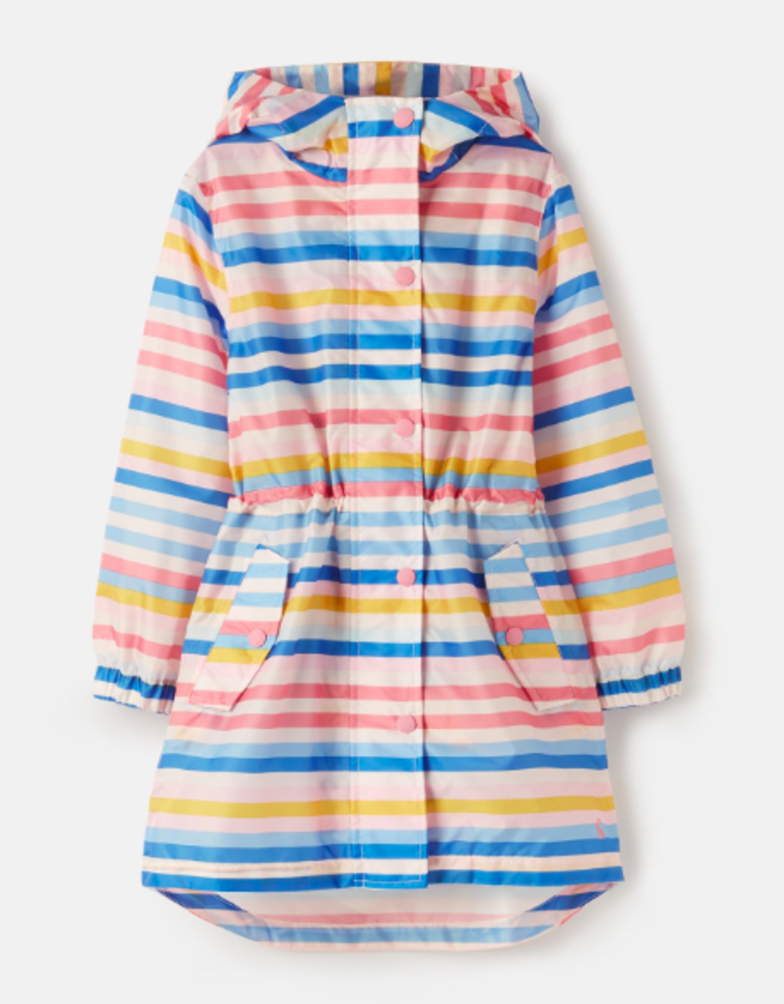 Joules GoLightly Waterproof Packaway Coat