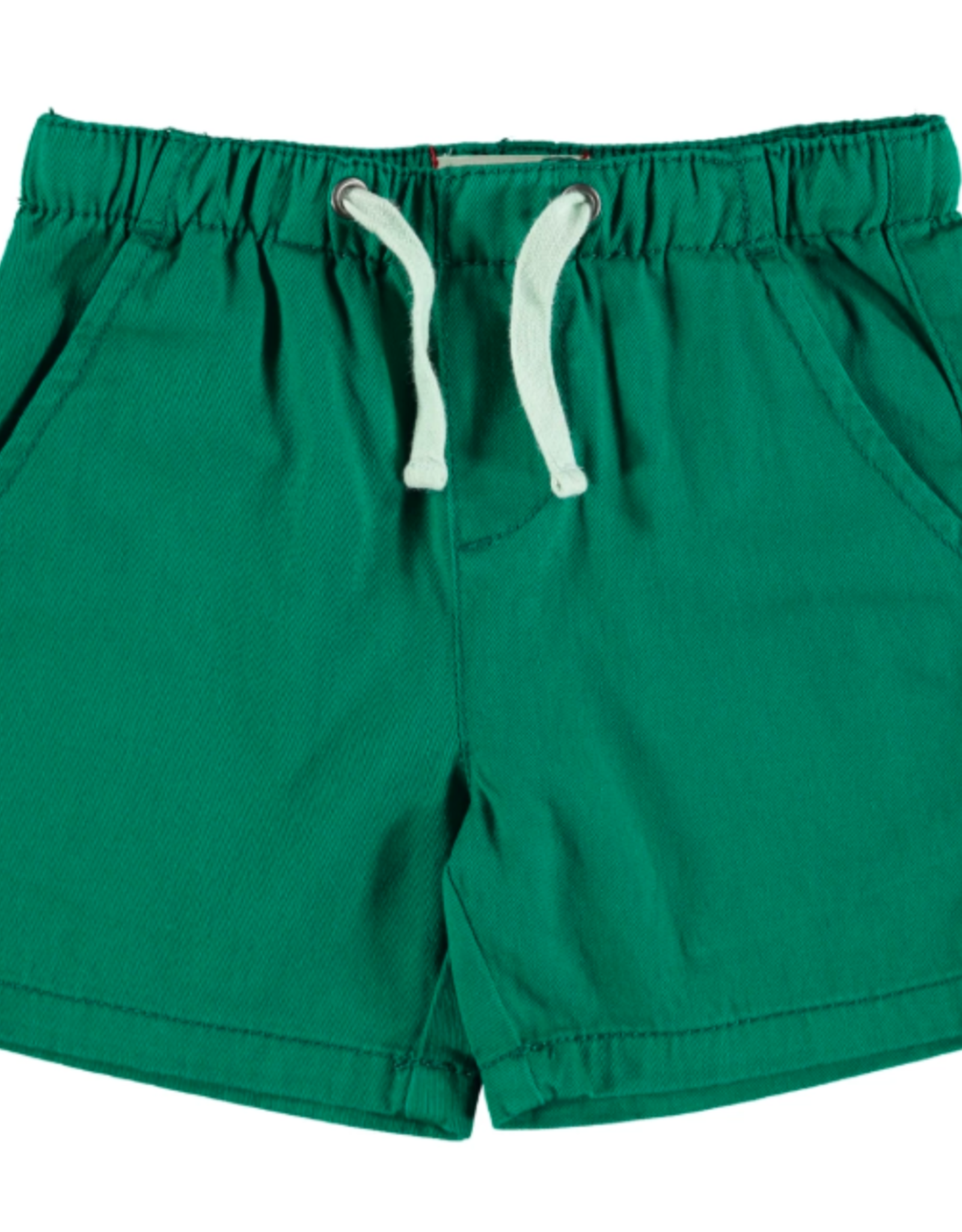 Me & Henry Green Woven Shorts