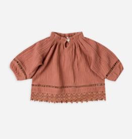 Rylee + Cru quincy blouse
