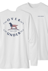Over Under L/S Tidal Tech