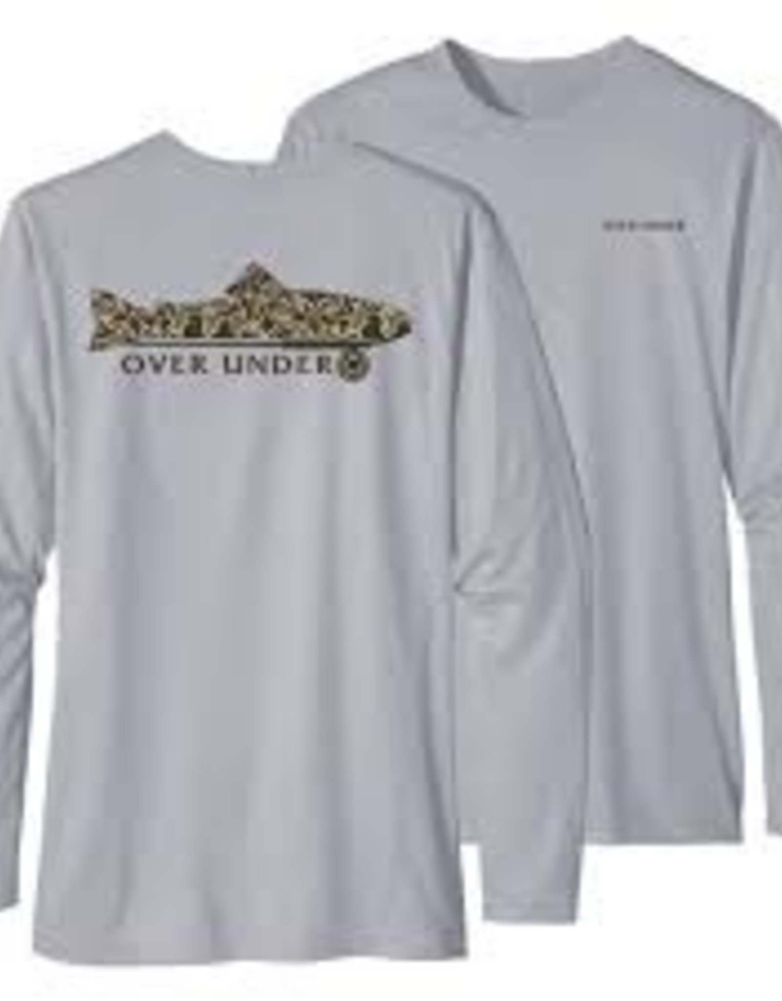 Over Under L/S Tidal Tech Old School