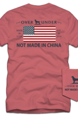 Over Under S/S Not Made in China T-Shirt