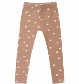 Rylee + Cru Dot Knit Legging