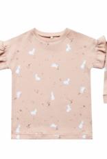 Rylee + Cru Sweatshirt Dress
