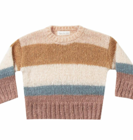 Rylee + Cru Stripe Aspen Sweater