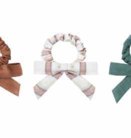 Rylee + Cru Little Bow Scrunchie Set