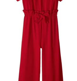 Habitual Girls Ella Crepe Jumpsuit