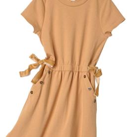 Habitual Girls Elle Ponte Dress