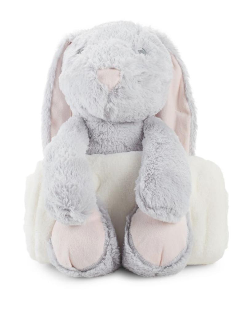 Elegant Baby Bedtime Huggie(Blanket+Animal)
