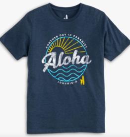 Johnnie O Aloha Paradise