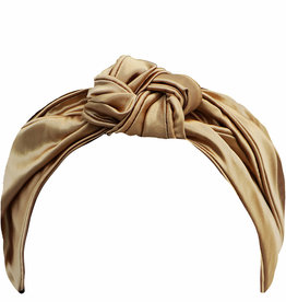 Golden Stella Knotted Headband