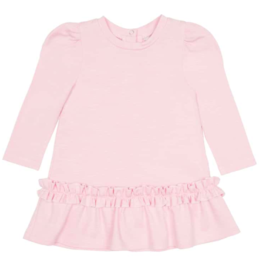 Habitual Girls Liliana Puff Sleeve Dress