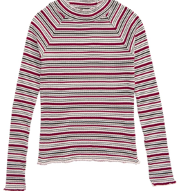 Habitual Girls Adalynn L/S Rib Top