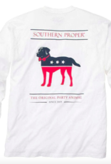 Southern Proper Party Animal Tee