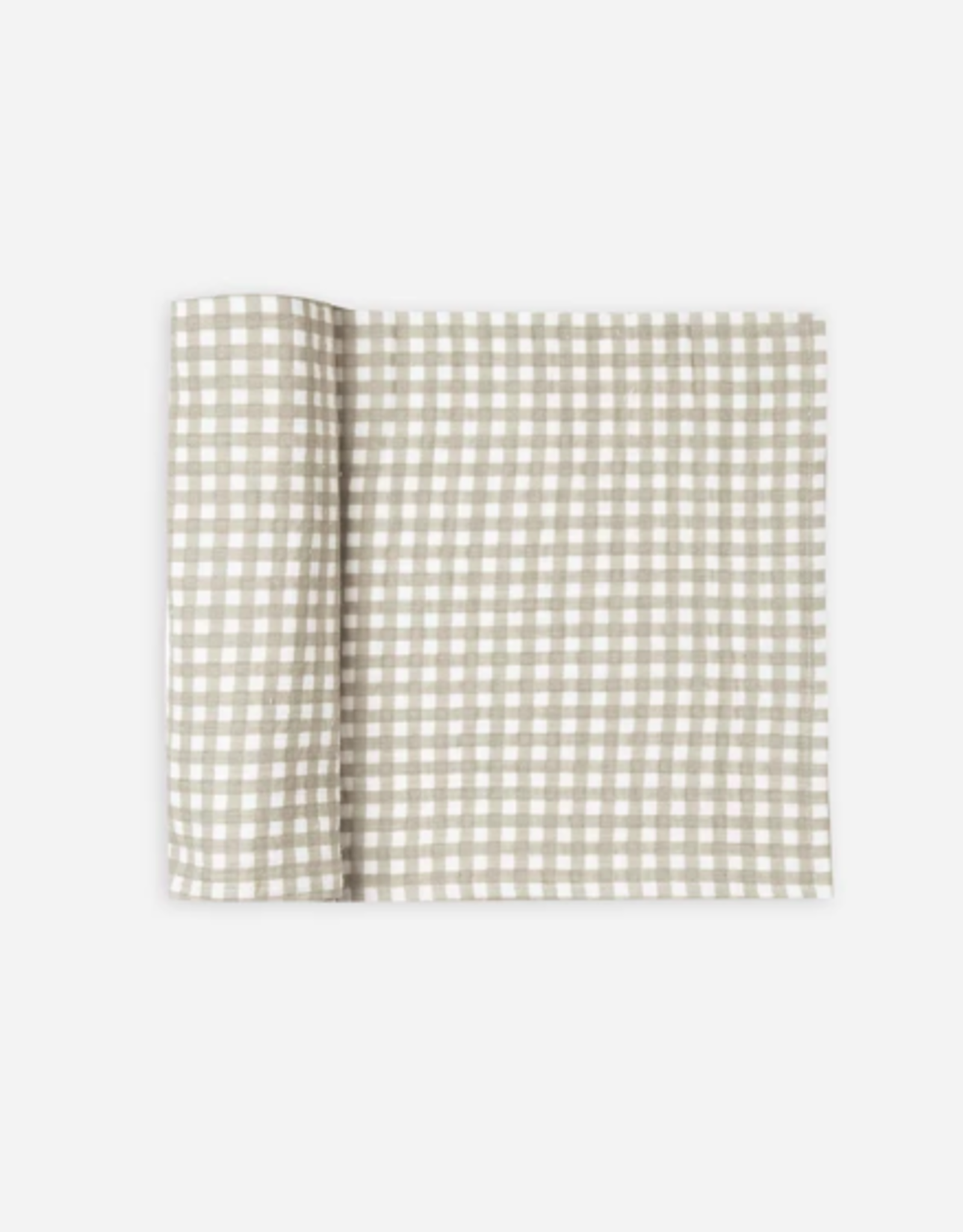 Rylee + Cru Gingham Swaddle