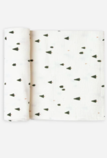 Rylee + Cru Trees Swaddle