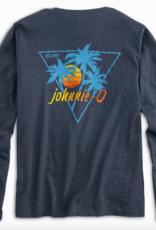 Johnnie O Palms Sunset