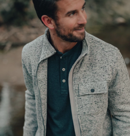 The Normal Brand Lincoln Fleece Jacket