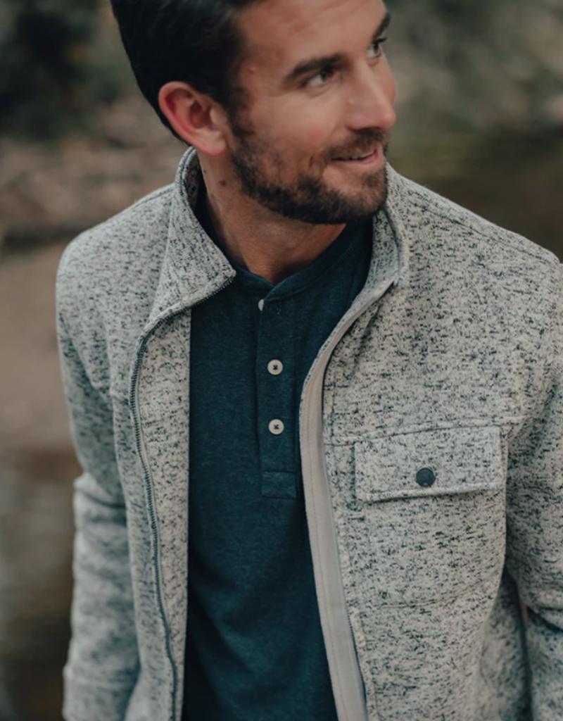 The Normal Brand Lincoln Fleece Jacket