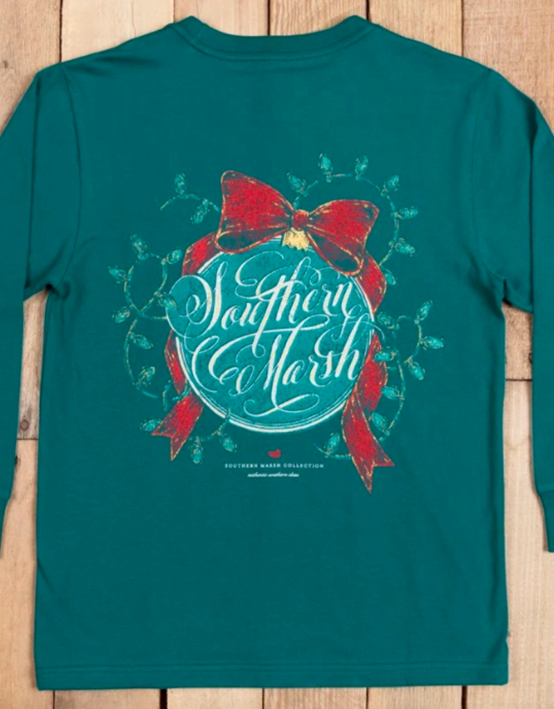 Southern Marsh Youth Signature Ornament