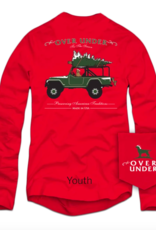 Over Under L/S Youth Tis the Season