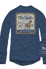 Over Under L/S Youth Upland