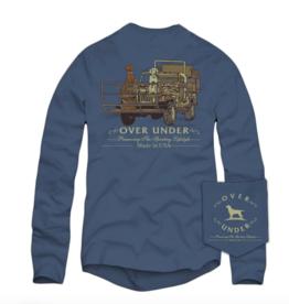 Over Under L/S Shotgun Rider T-Shirt