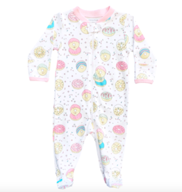 Baby Noomie Zipper Footie