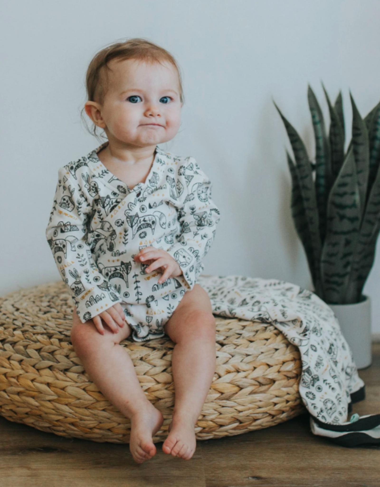 Finn + Emma L/S Bodysuit
