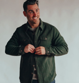 The Normal Brand Brightside Flannel Lined Jacket
