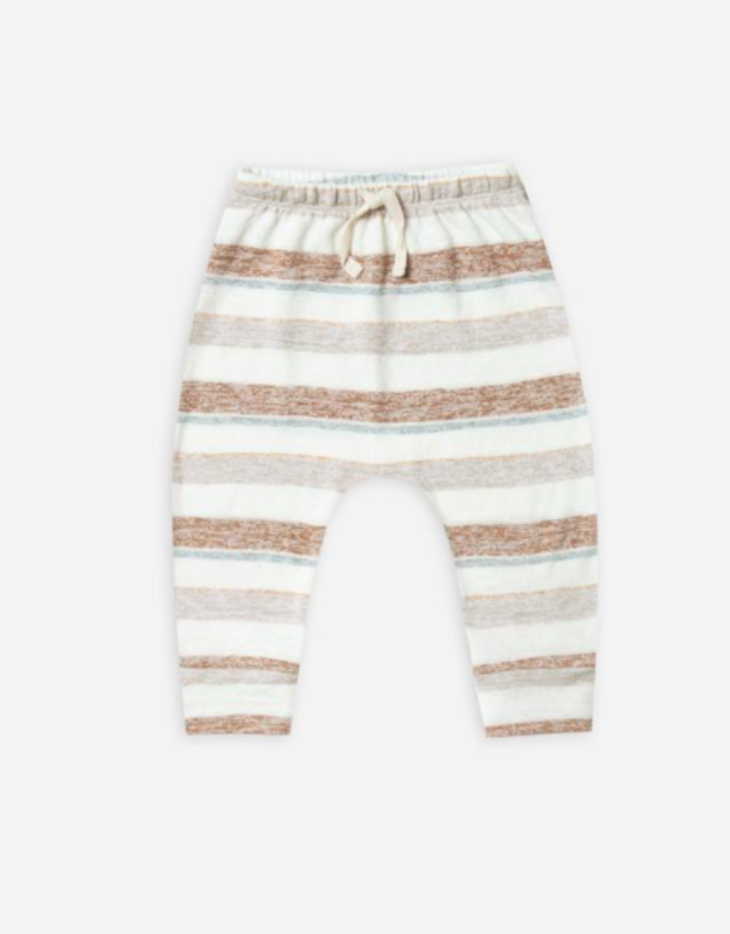 Rylee + Cru dane striped pant