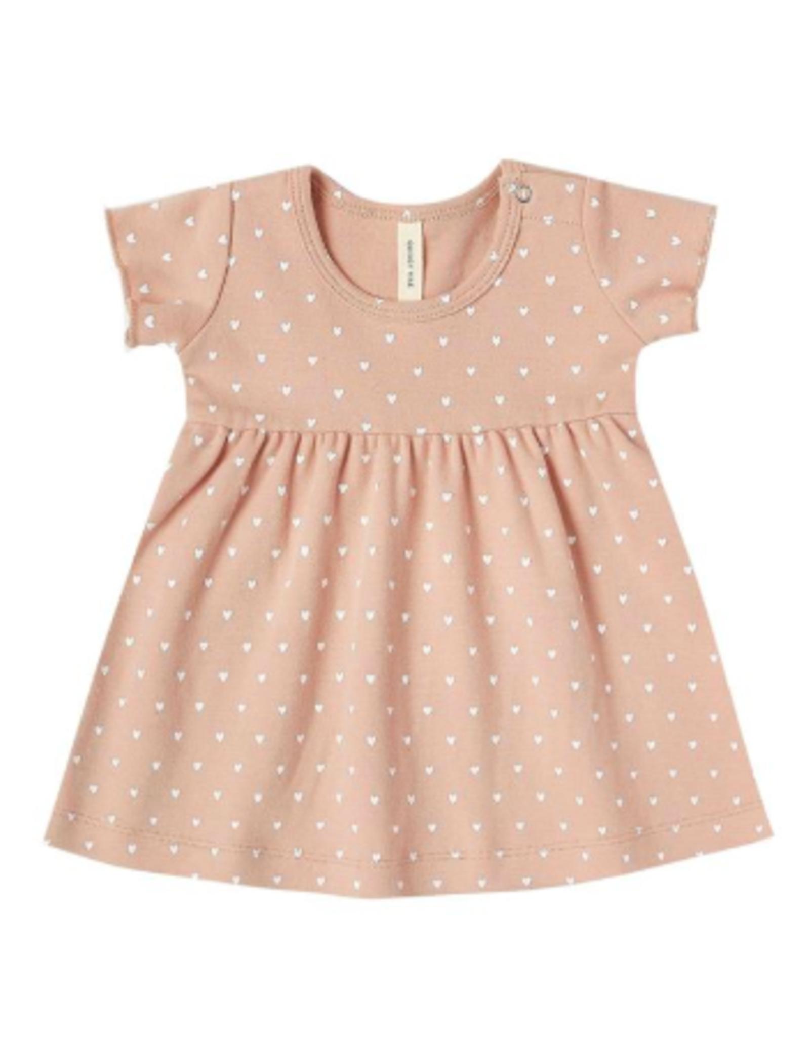 Quincy Mae Short Sleeve Baby Dress
