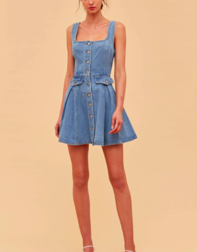 C/MEO Collective Peripheral Dress
