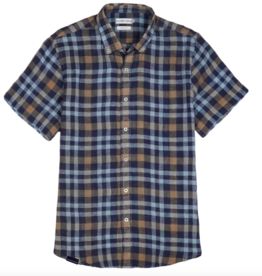 Southern Proper Henning Short Sleeve Button Down