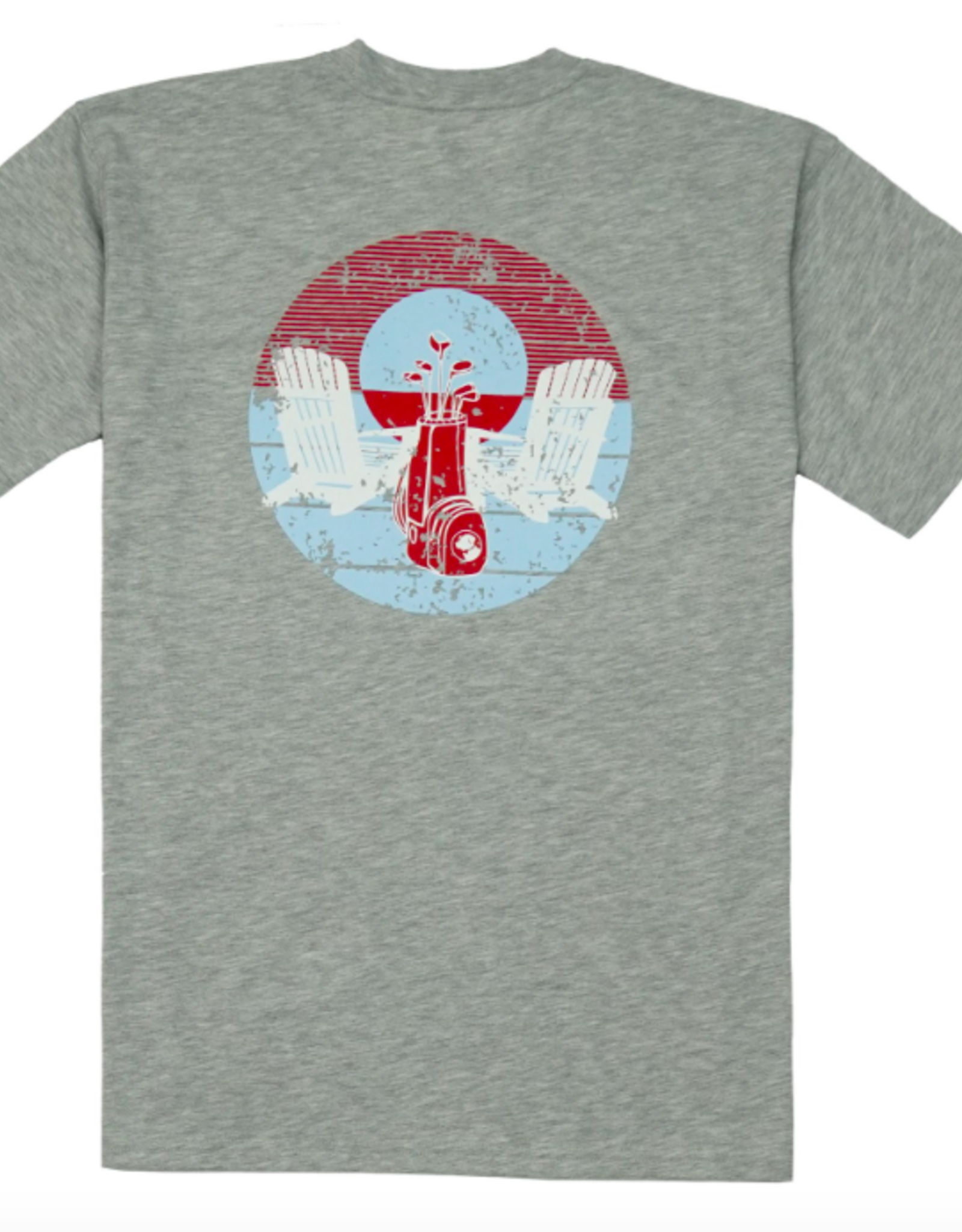 Southern Proper Porch Swinging Tee