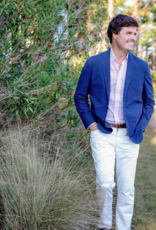 Southern Proper Perry Five Pocket