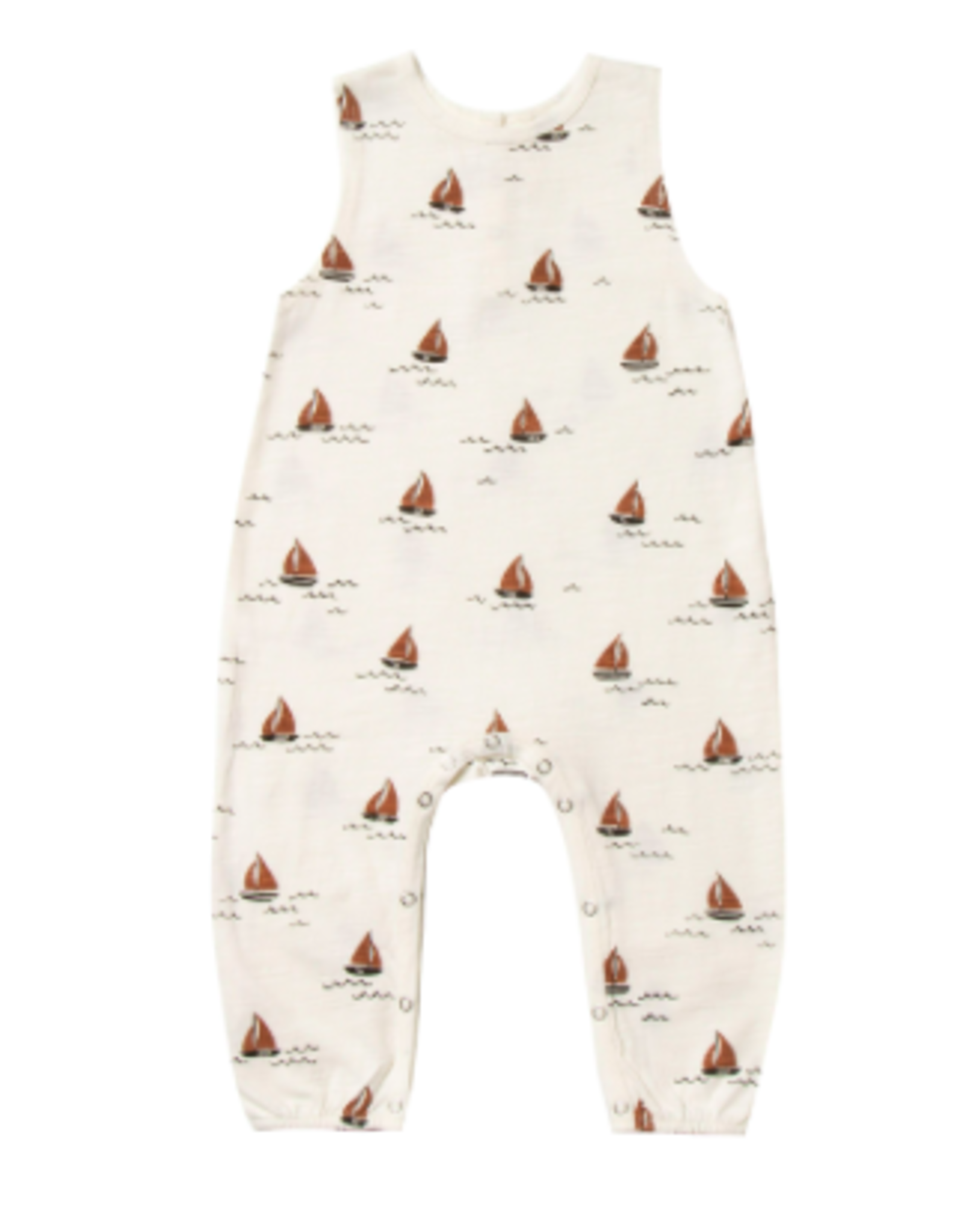 Rylee + Cru Sailboat Mills Jumpsuit