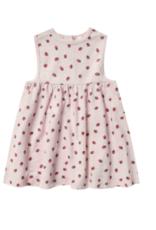 Rylee + Cru Strawberry Layla Dress