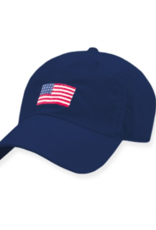 Smathers and Branson American Flag Performance Hat