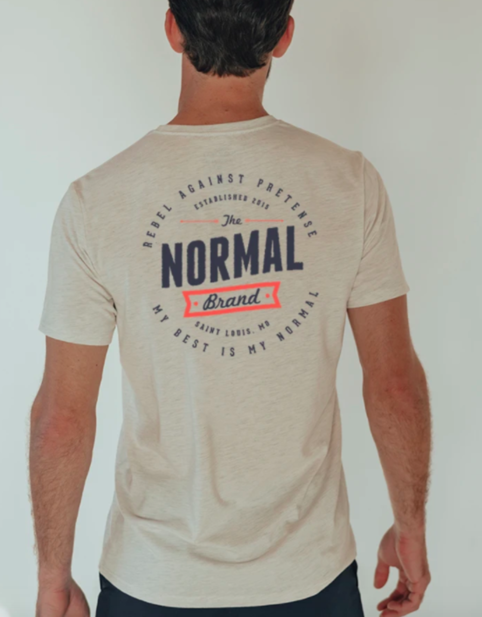 The Normal Brand SS Rebel T