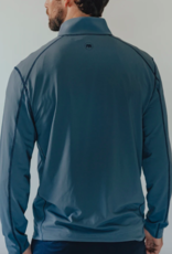 The Normal Brand Seamed Performance Quarter Zip
