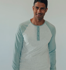 The Normal Brand Active Puremeso Retro LS Henley