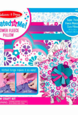 Melissa & Doug Created by Me- Flower Fleece Pillow