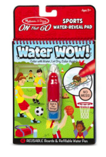 Melissa & Doug Water Wow- Sports Water